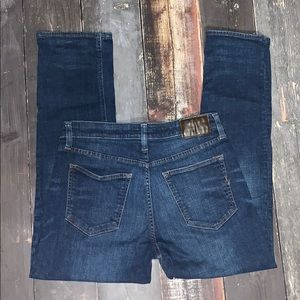 Express classic straight jeans size 31x30
